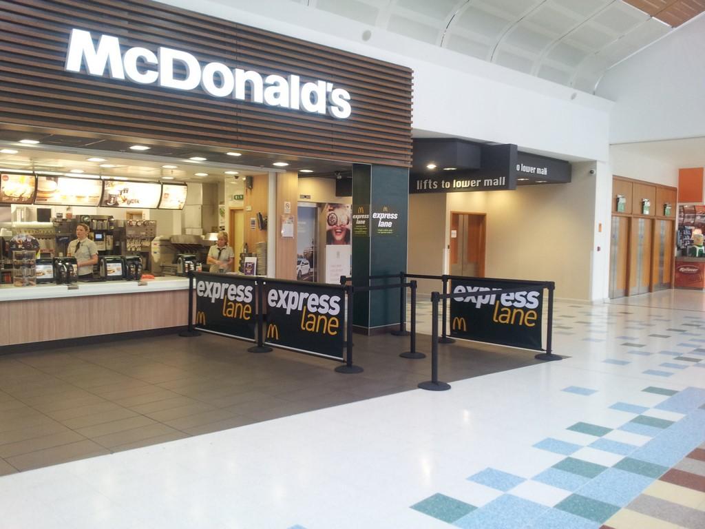 1 McDonald's