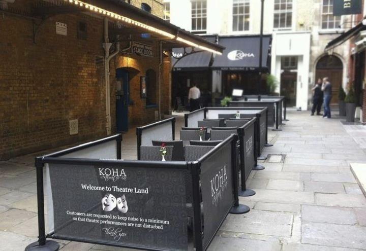 12 Koha London