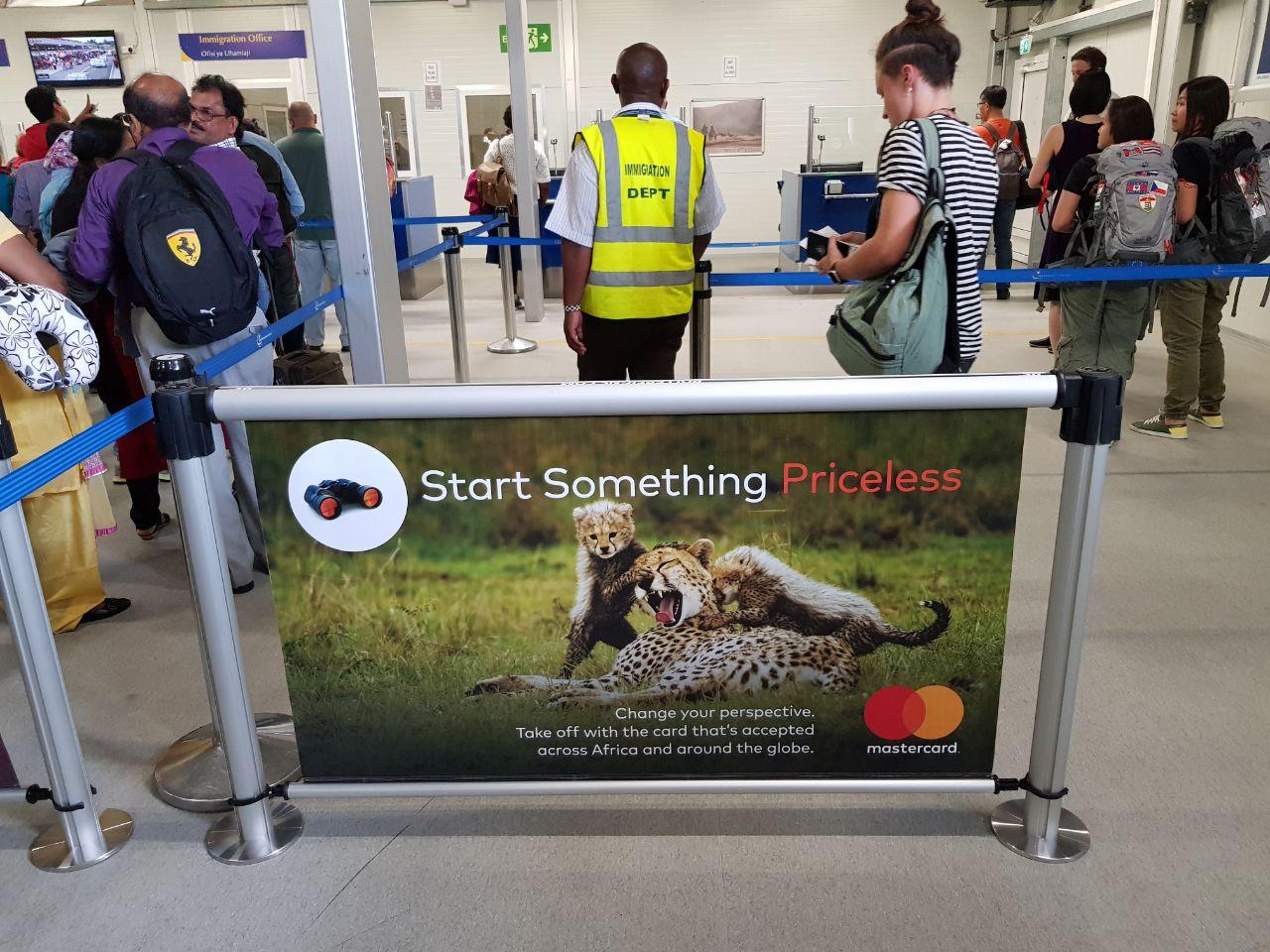 13 Jomo Kenyatta Airport - Mastercard