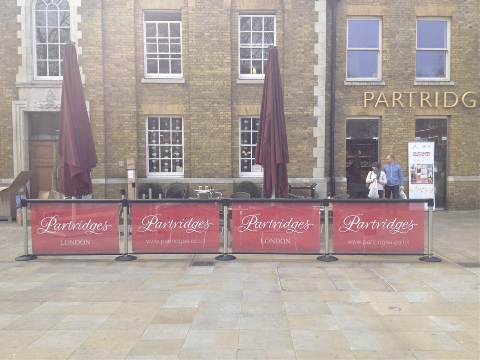13 Partridges London