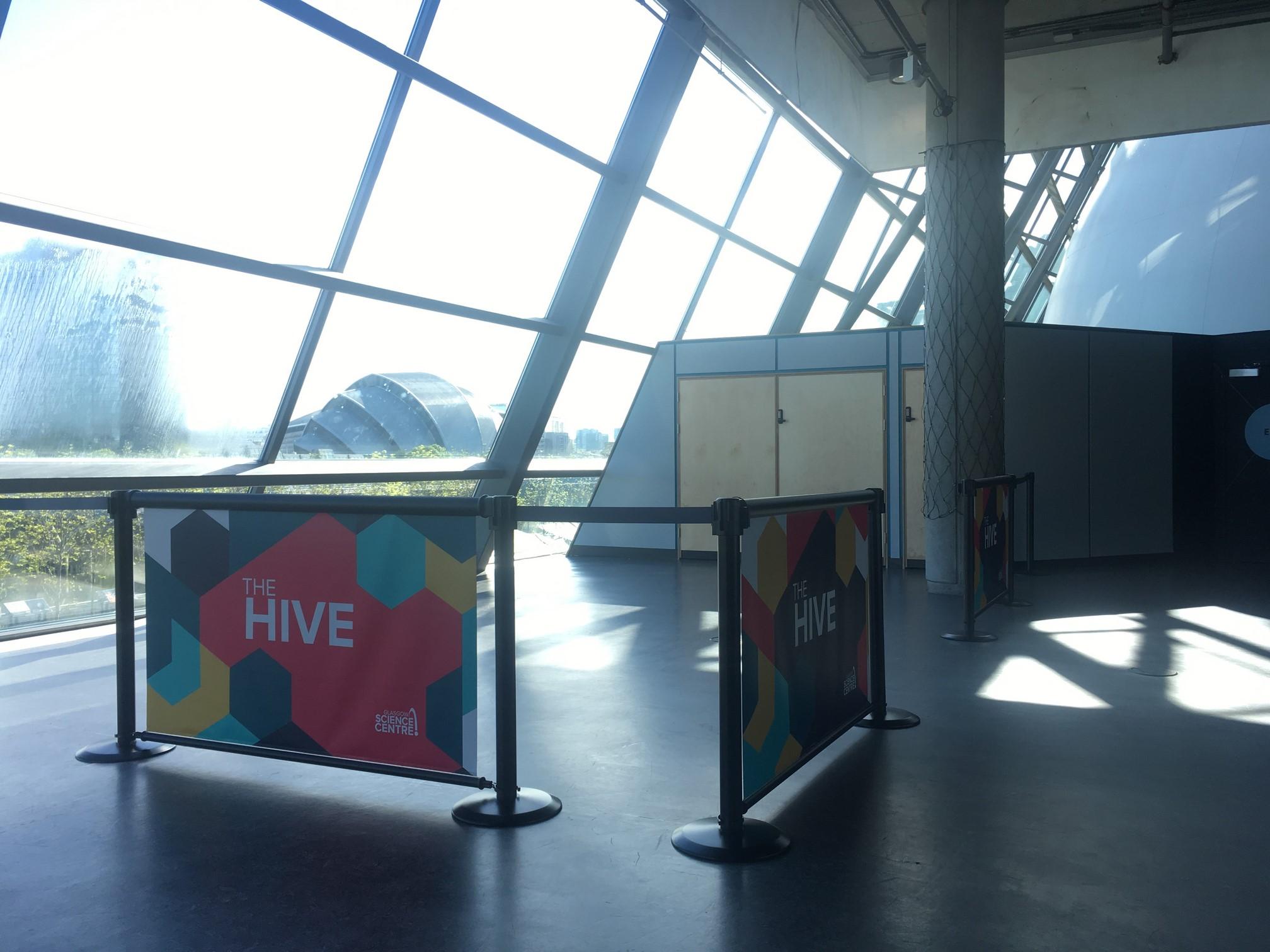 14 Glasgow Science Centre