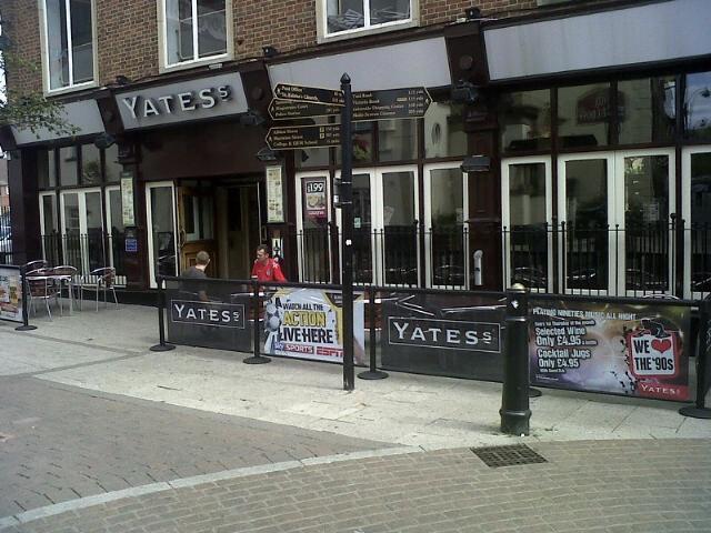 15 Yates
