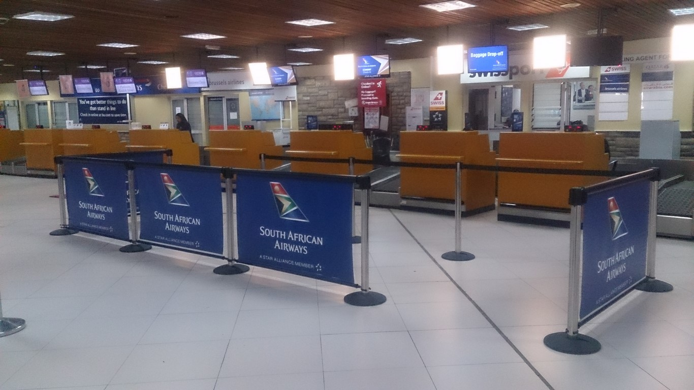 19 South African Airways