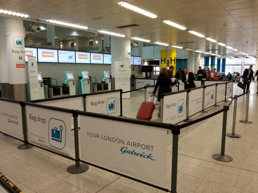 2 Gatwick Airport
