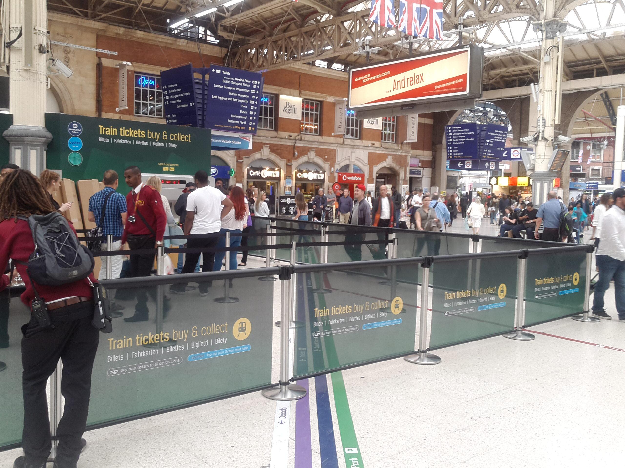 29 Victoria Station