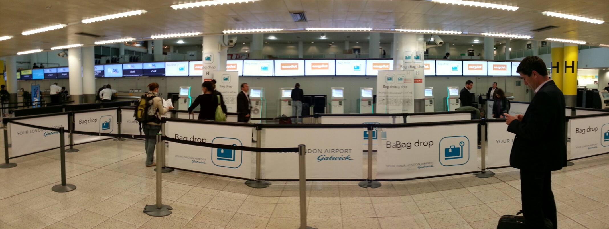 3 Gatwick Airport