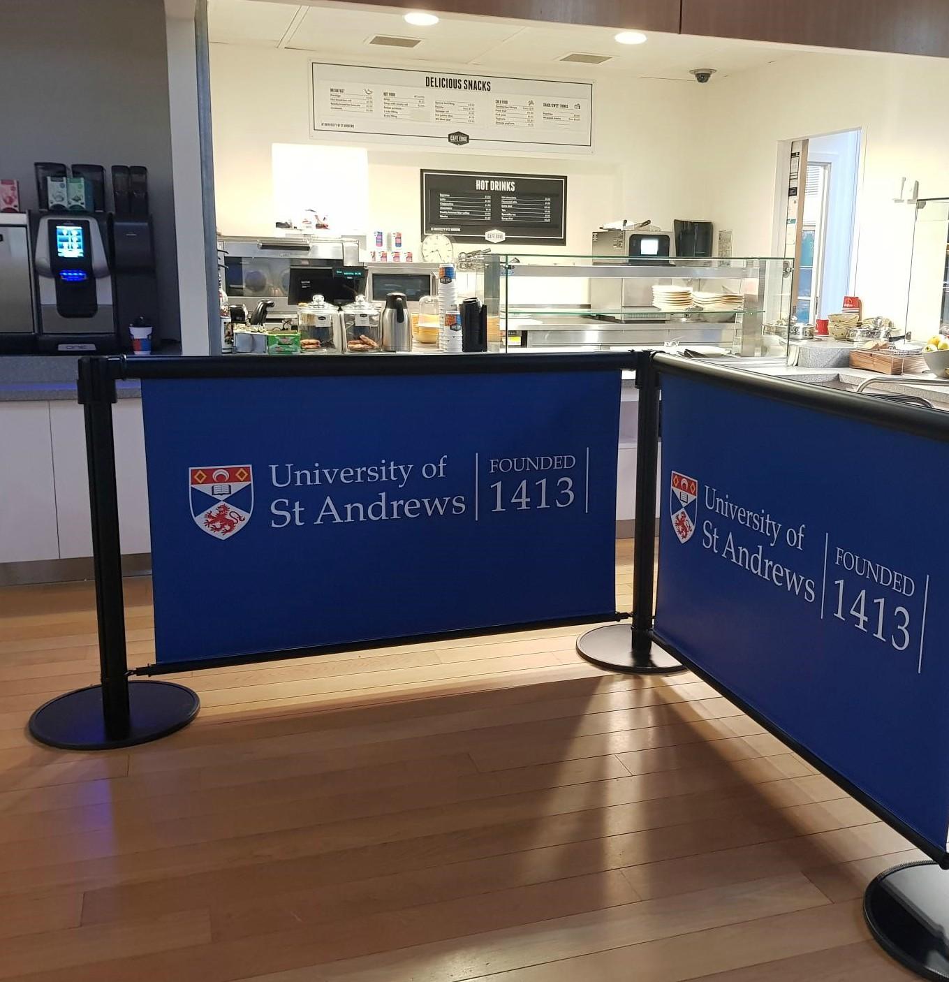 3 University of St Andrews