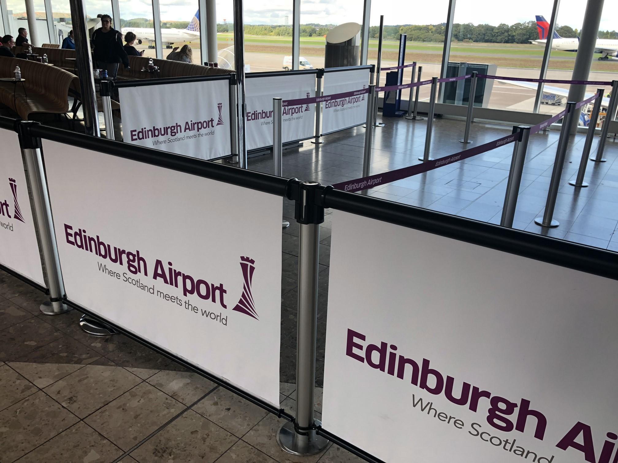 7 Edinburgh Airport