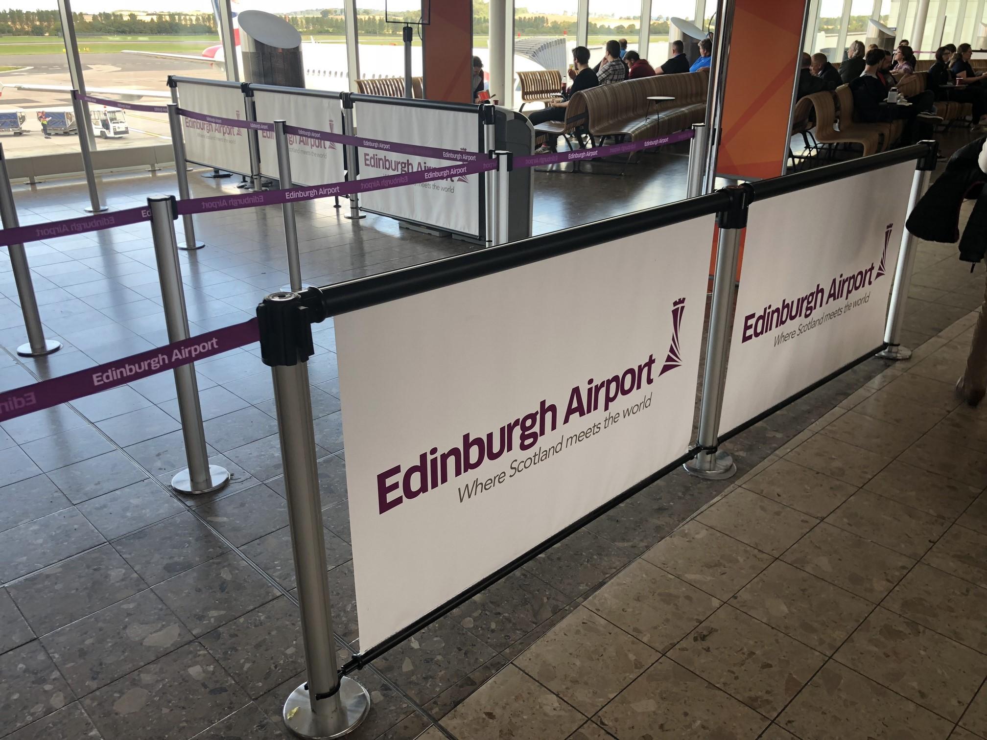 8 Edinburgh Airport