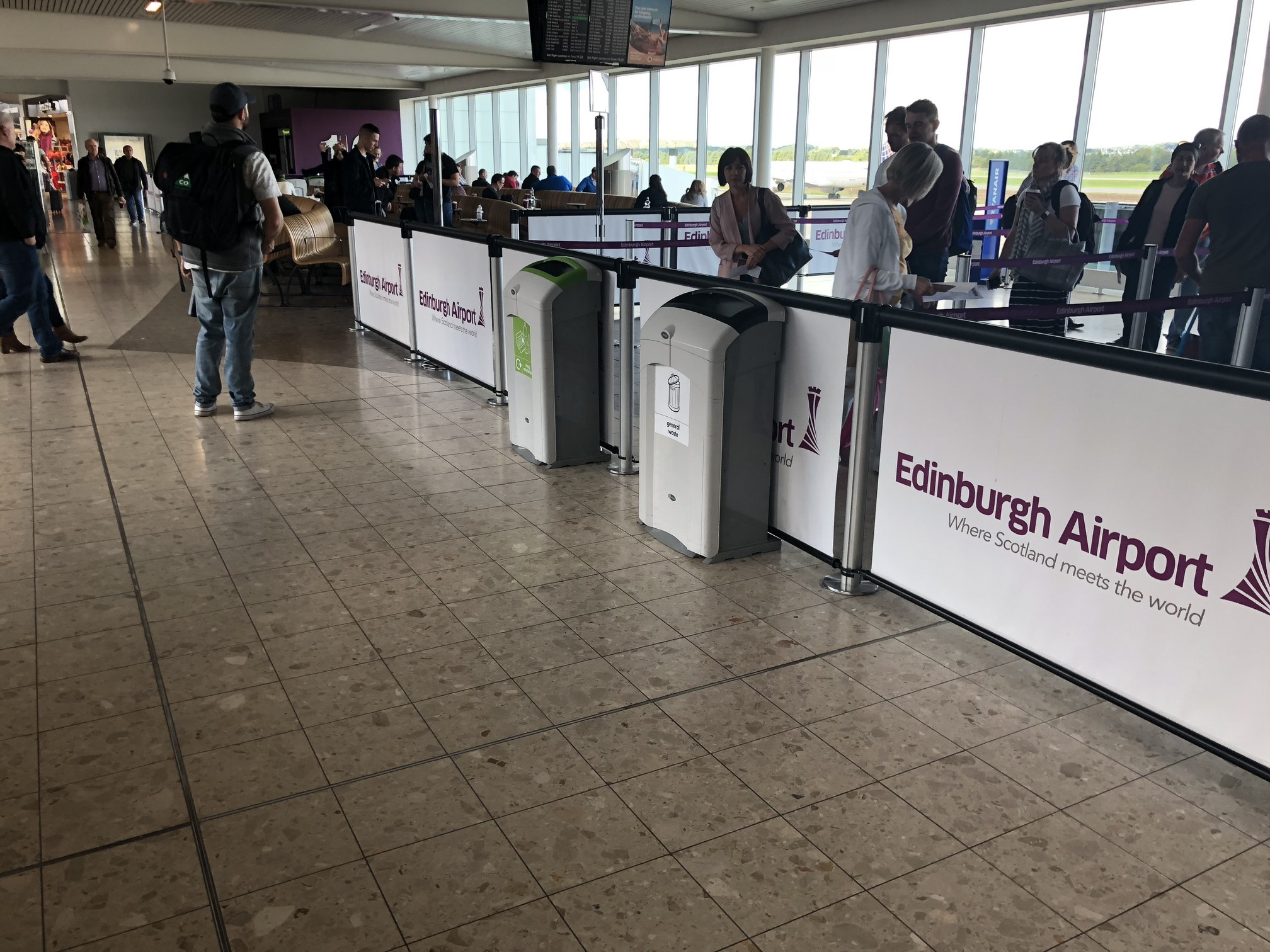 9 Edinburgh Airport